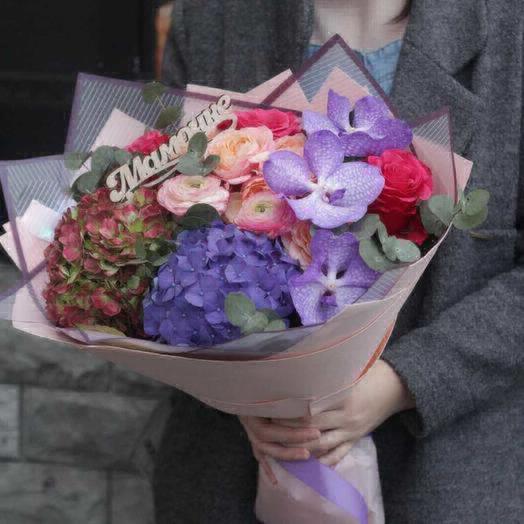Весенний дождь: букеты цветов на заказ Flowwow