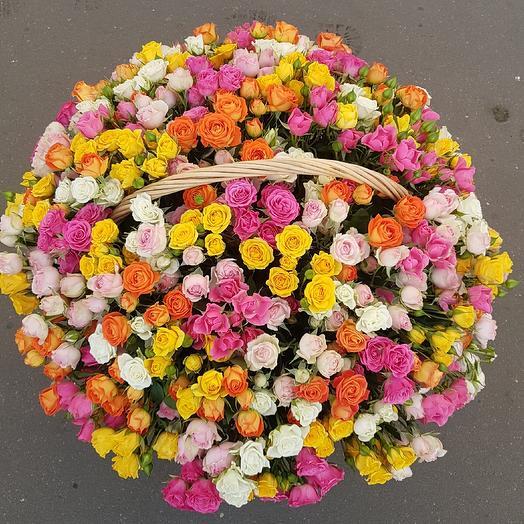 Счастье мое: букеты цветов на заказ Flowwow