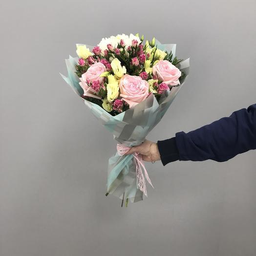 14 февраля номер 4: букеты цветов на заказ Flowwow