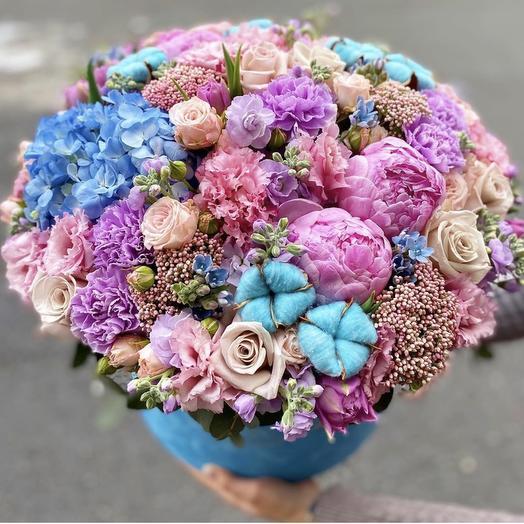 Волшебная сказка: букеты цветов на заказ Flowwow