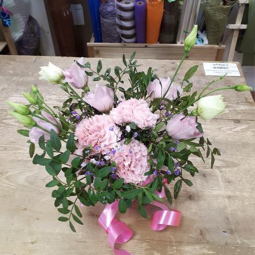 Мини комплимент🌺: букеты цветов на заказ Flowwow