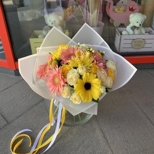 Авторский Букет: букеты цветов на заказ Flowwow