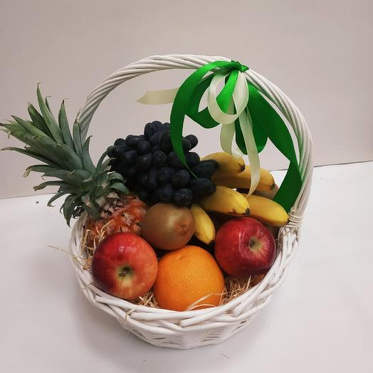 Fruit basket for Easter day
