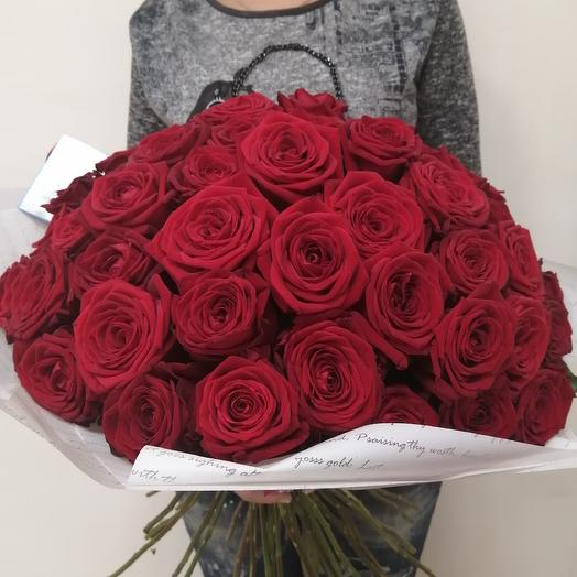 Red 51 rose 🌹