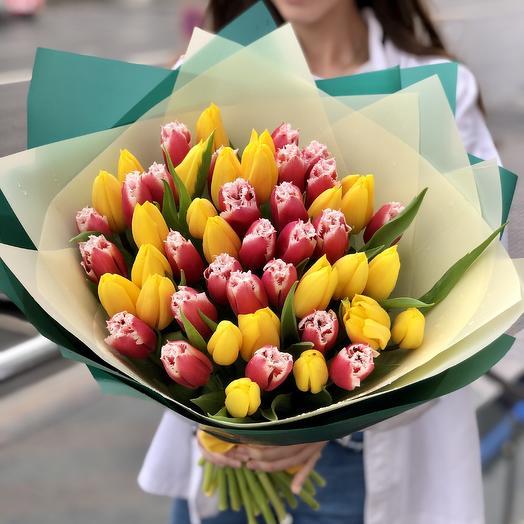 Mix of tulips 51