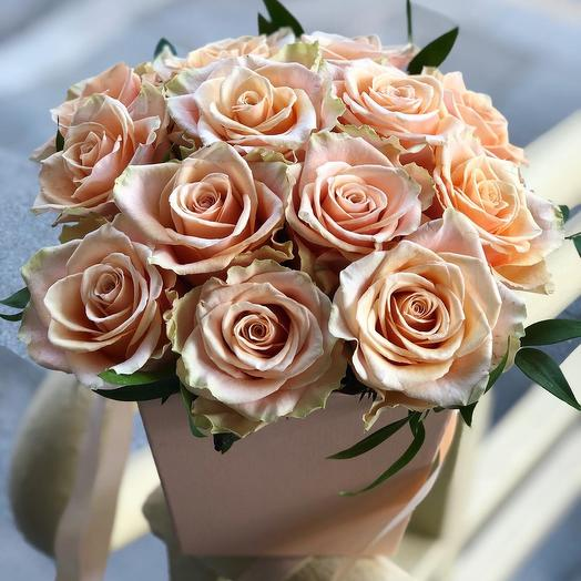 Коробка: букеты цветов на заказ Flowwow
