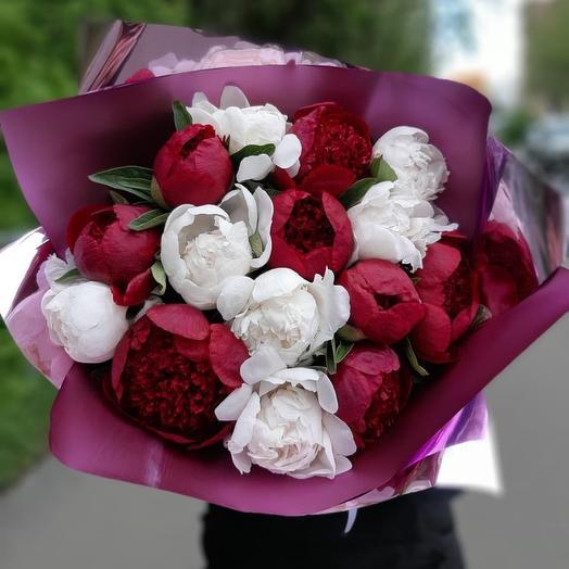 Незабываемый букет: букеты цветов на заказ Flowwow