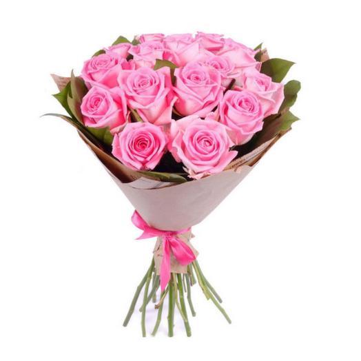 Нежнейшие розы для принцессы: букеты цветов на заказ Flowwow