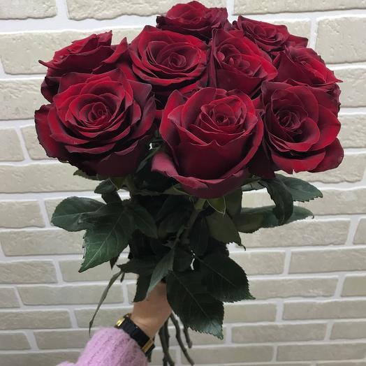 Роза для неё