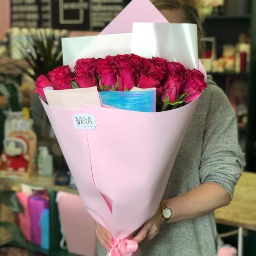 Букет роз Гоча Эквадор