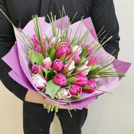 Тюльпаны микс 25