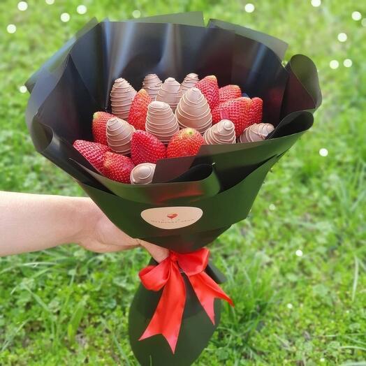 Клубника в шоколаде 🔥
