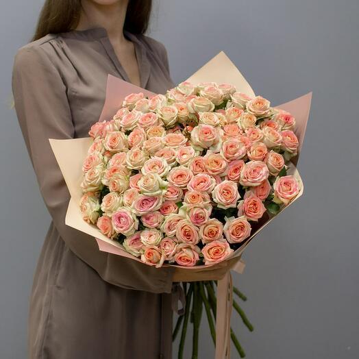 Кустовые розы Azore