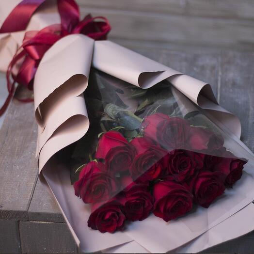 11 премиум роз