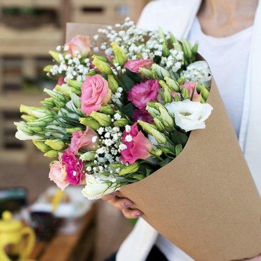 Bliss: букеты цветов на заказ Flowwow