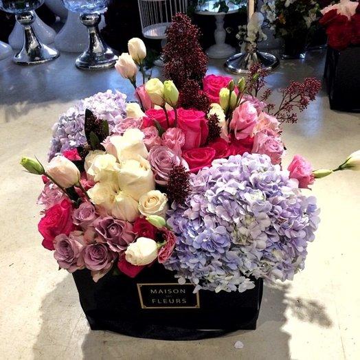 Букет 74: букеты цветов на заказ Flowwow