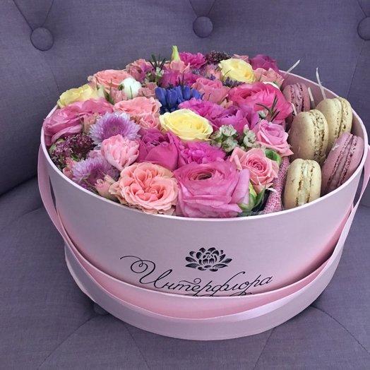 Букет 215: букеты цветов на заказ Flowwow