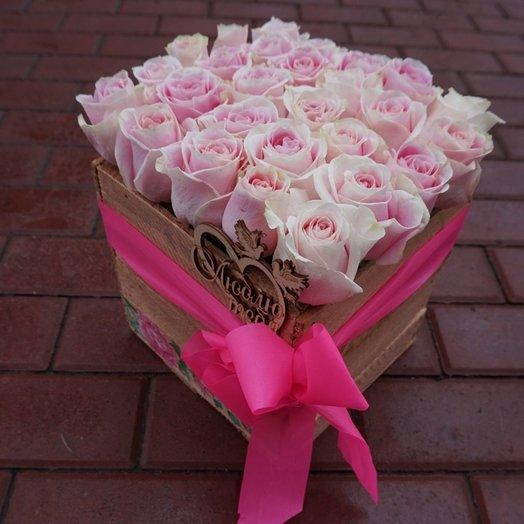 Ариэнна: букеты цветов на заказ Flowwow