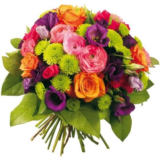 Букет № 60 Альбина: букеты цветов на заказ Flowwow