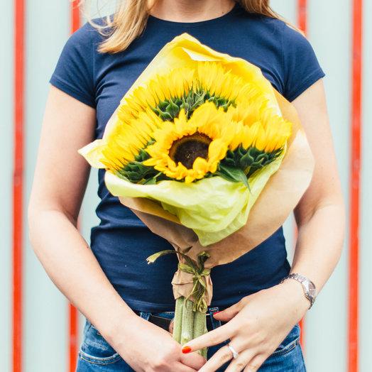 Under the sun: букеты цветов на заказ Flowwow
