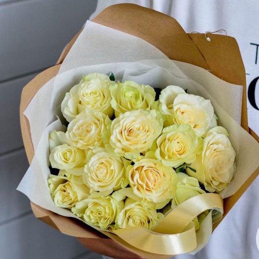 Стиль Франции: букеты цветов на заказ Flowwow
