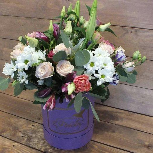 Флоренсия: букеты цветов на заказ Flowwow