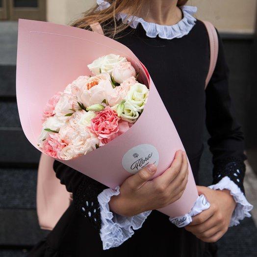 Букет West Yorkshire PINK: букеты цветов на заказ Flowwow