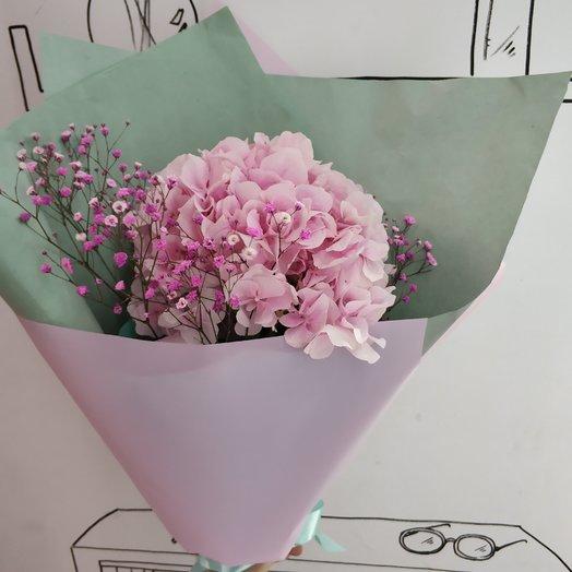 Мятная нежность: букеты цветов на заказ Flowwow