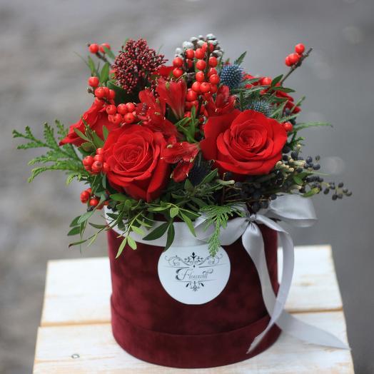 Притяжение любви: букеты цветов на заказ Flowwow