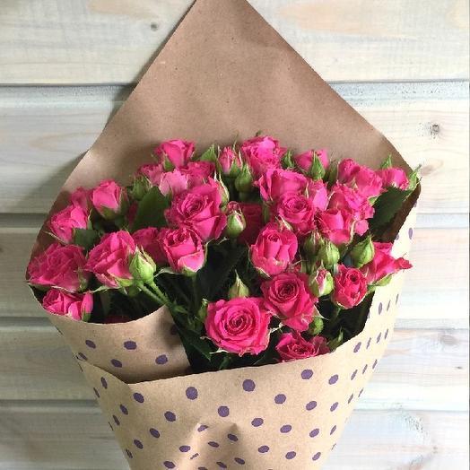 Радость сада: букеты цветов на заказ Flowwow
