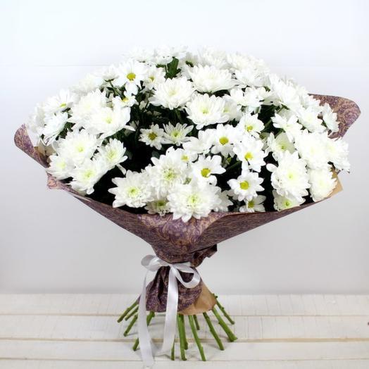 "Мегабукет ""Нежность"": букеты цветов на заказ Flowwow"