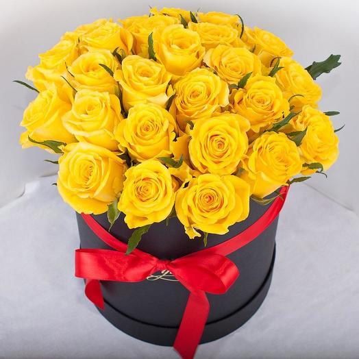 Роза 25: букеты цветов на заказ Flowwow