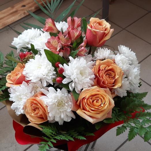 """Букет """"Очарование """": букеты цветов на заказ Flowwow"""