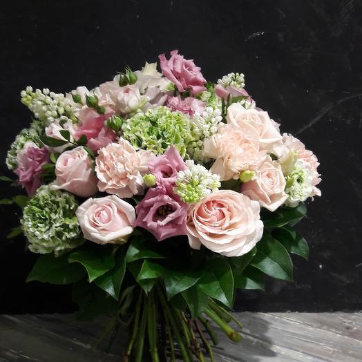 Большой нежный букет: букеты цветов на заказ Flowwow