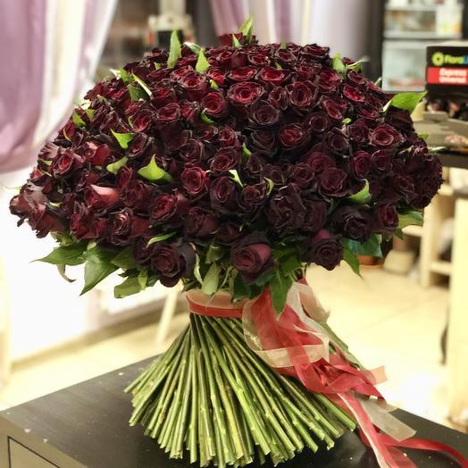 Букет 301 роза: букеты цветов на заказ Flowwow