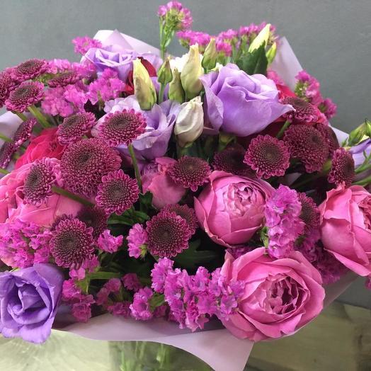 "Букет ""Яркие воспоминания"": букеты цветов на заказ Flowwow"