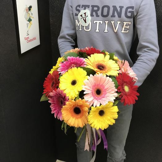 Цвет Радуги: букеты цветов на заказ Flowwow