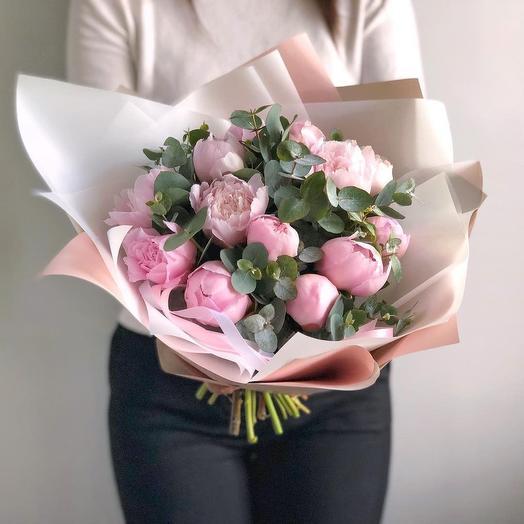 """Букет """"Для самой нежной"""": букеты цветов на заказ Flowwow"""