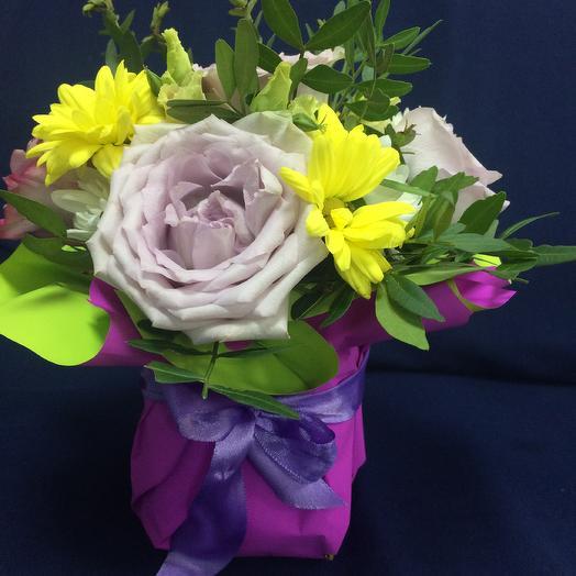 Дебют: букеты цветов на заказ Flowwow