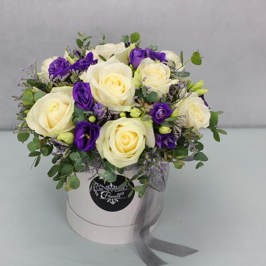 Аромат завтрашнего дня: букеты цветов на заказ Flowwow