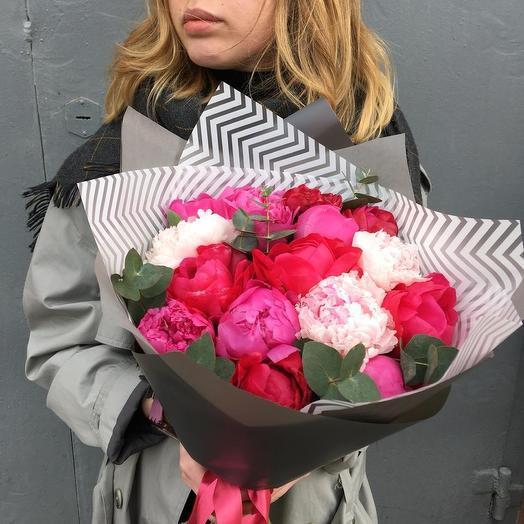 Mix: букеты цветов на заказ Flowwow