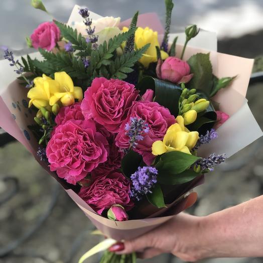 Комплимент учителю: букеты цветов на заказ Flowwow
