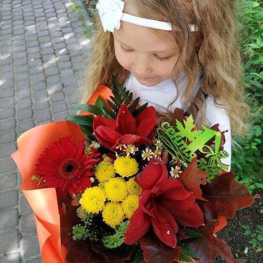 """Букет """"Важный день"""": букеты цветов на заказ Flowwow"""