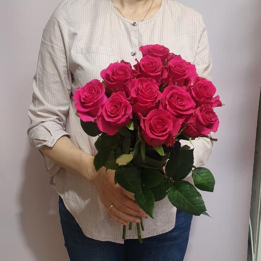Малиновый сны: букеты цветов на заказ Flowwow
