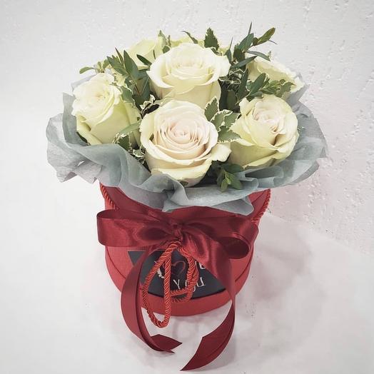 Марта: букеты цветов на заказ Flowwow