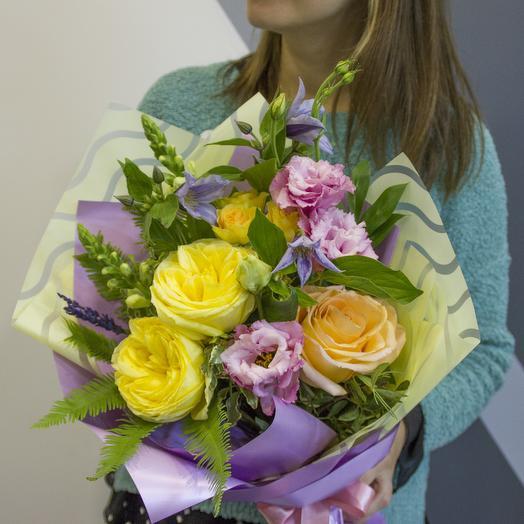 Каталина 2.0: букеты цветов на заказ Flowwow