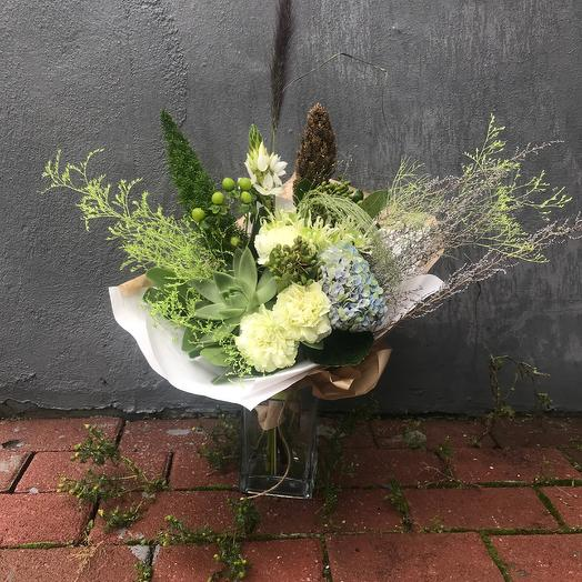 Panton Green: букеты цветов на заказ Flowwow