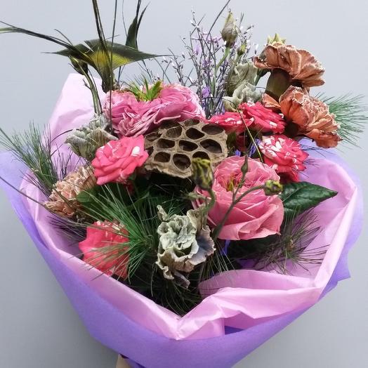 Это все магия: букеты цветов на заказ Flowwow