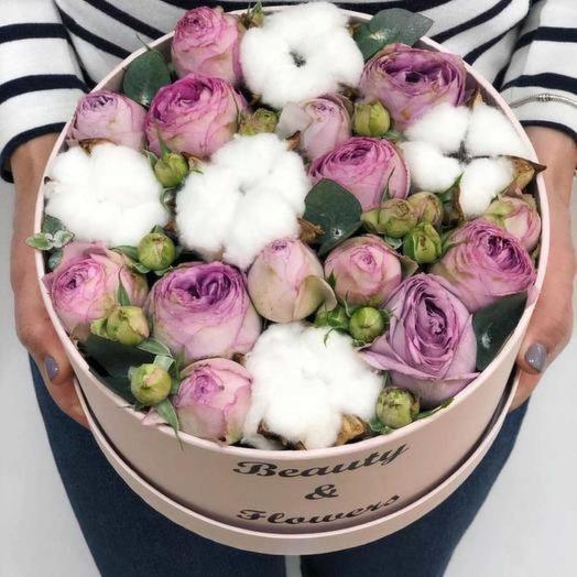 Белый принц: букеты цветов на заказ Flowwow