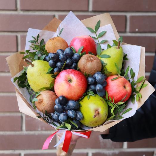 Фруктовый букет 387: букеты цветов на заказ Flowwow